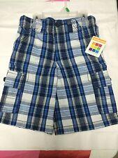 Boys NWT Healthtex 100% Cotton Shorts - Size 2T (#1 pair)