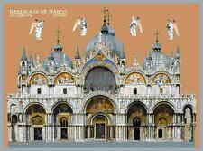 Kreuter - Traditional German Paper Advent Calendar - St. Mark's Basilica, Italy