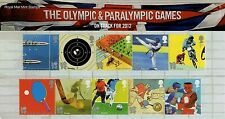 GB Stamps 2010 'Olympic & Paralympic Games' Presentation Pack #444