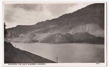 Caernarvonshire; Snowdon, The Slate Quarries, Llanberis RP PPC, Unposted