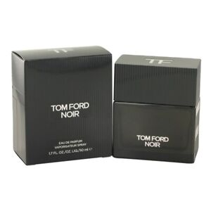 TOM FORD NOIR for MEN * 1.6/1.7 oz (50ml) EDP Spray * NEW & SEALED