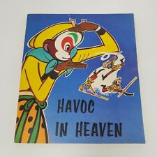 Havoc in Heaven (First Paperback Edition 1979 English, Tang Cheng, Illustrated)