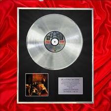 SKID ROW / SLAVE TO THE GRIND  CD PLATINUM DISC VINYL LP FREE SHIPPING TO U.K.
