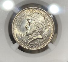 1937 NGC MS65 Roanoke Commemorative Half Dollar