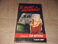 LE SECRET DE POLICHINELLE  / SAN-ANTONIO