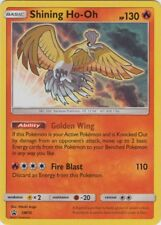 Pokemon Shining Legends Shining Ho-oh SM70 Ultra Rare Promo Card