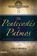 DE PENTECOSTES A PATMOS