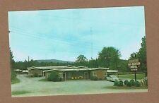 Dalton,GA Georgia San Quinton Motel 36 units Mr & Mrs L.B.Quinton owners