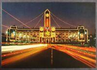 Taipei Taiwan Presidential Palace Postcard Night View ROC