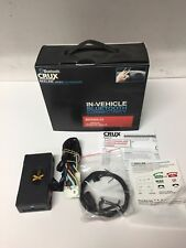 Crux BEEBS-31 Bluetooth Handsfree Kit for select Nissan Altima Sentra Versa Cube