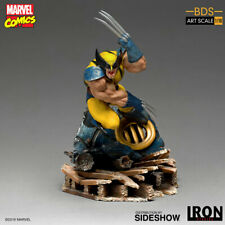 Iron Studios Uncanny X-Men Wolverine 1/10 Scale Marvel Statue In Stock New