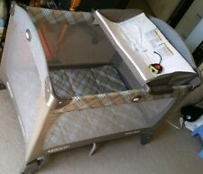 Play Playard Ashford Graco Baby Crib Portable Travel Playpen Folding Safe Pack N