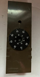 Hot Water Tank Thermostat - Perfect Working Order