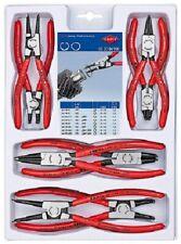 KNIPEX 00 20 04 V01 Circlip Pliers Set 002004V01
