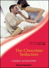 The Chocolate Seduction (Sensual Romance),Carrie Alexander