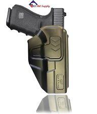OWB Holster polymer  retention & belt clip Glock 19,  G19X, 23, 32  & G45 pistol