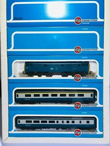Airfix 54054-4 Inter-City Train Set OO