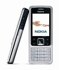 Nokia  6300 - Silber  Handy ( T-mobile ohne simlock) Neugerät