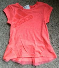 Adidas Climalite girls size 3T Bright Red outfit