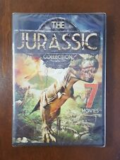 The Jurassic Collection: 7 Movies (DVD, 2015, 2-Disc Set) NEW SEALED