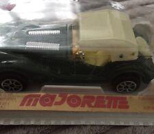 MORGAN SPORTS CAR with detachable TOP/1:50 scale MAJORETTE Brand New