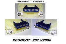 Peugeot 207S2000 VERS. 1   -  FANALI SUPPLEMENTARI