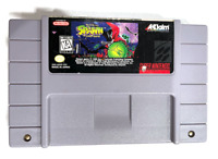 Spawn Super Nintendo SNES Game Authentic Tested and Working!
