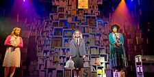 Matilda Broadway Stage Used Prop Set Piece Books Musical Un-signed No Playbill
