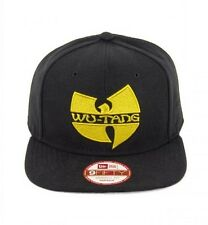 Wutang wu-tang clan new era original-fit snapback hat cap-brand new with tags
