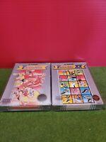 Nintendo Entertainment System NES Game TRACK & FIELD 1 & 2 CIB Open Box.