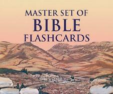 Master Set of Bible Flashcards (Flashcards) Cards – January 1, 2000