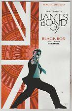 DYNAMITE COMICS JAMES BOND 007 BLACK BOX #1 MARCH 2017 VARIANT A 1ST PRINT NM