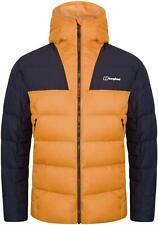 berghaus Men's Ronnas Reflect Down Jacket, Desert Shadow/Dusk, Large BRAND NEW