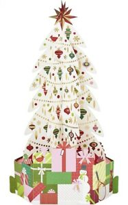 Hallmark Paper Wonder Pop-Up Christmas Card With Envelope