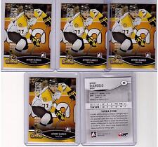 ANTHONY DeANGELO 12/13 ITG Prospects Lot of (5) Rookie RC #82 - 2014 NHL Draft