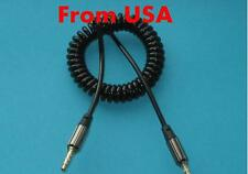 iPhone-5-4ft-Coiled-3-5mm-Audio-Auxillary-Adapter-Cable-Black iPhone-5-4ft-Coil