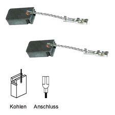Kohlebürsten Hilti Winkelschleifer WS125, DCG 500 S, DEG 500 D -5x10x17mm (2117)