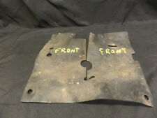 1987 YAMAHA TERRAPRO 350 FRONT RUBBER GASKET FLAP FAIRING FENDER PROTECTOR