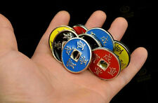 Chinese Coin Set 8 coins - Coin Magic Trick,Classic Magic Props,Close Up Magic