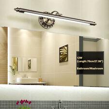 LED Wall Fixture Sconces Mirror Front Picture Light Makeup Bathroom Lamp Bronze