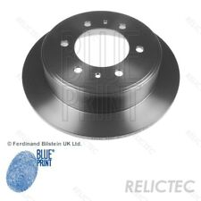 Rear Brake Disc Hummer:H3 15111376