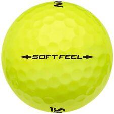72 Mint Srixon Tri Speed Tour YELLOW Recycled AAAAA Used Golf Balls 6 Dozen