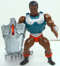 MOTU, Clamp Champ, Masters of the Universe, figure, complete with weapon, 100%