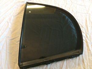 98 - 05 LEXUS GS300 GS400 GS430 Left Rear Driver Door Window Quarter Glass