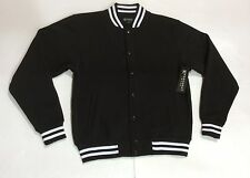 Men's Knockout Varsity Baseball Jacket Letterman jacket College jacket Bigman sz