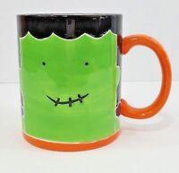Sonoma Halloween Frankenstein Coffee Cup - 12 Oz