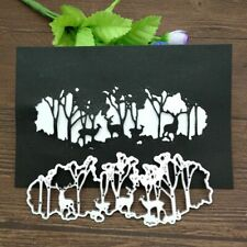Metal Cutting Dies Stencil For Card Making Decorative Embossing Paper Card Stamp