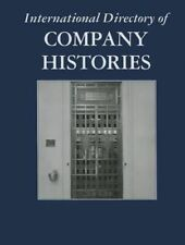 International Directory of Company Histories by Cengage Learning, Inc (Hardback,
