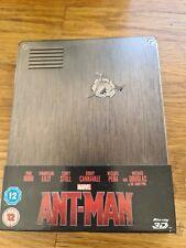 Ant-Man 3D  Steelbook OOP Paul Rudd