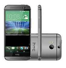 NUEVO HTC ONE M8 32GB Cuatro Nucleos 3G 4G Unlocked Androide Teléfono Móvil-GRIS